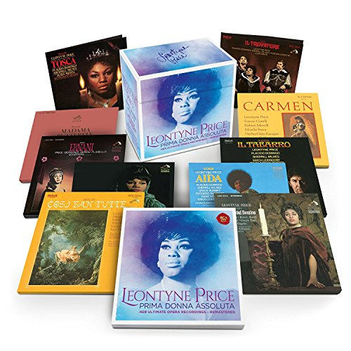 Leontyne Price - The Opera Collection (Remastered) [22 CD]