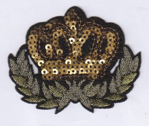 royal-crown-crest-iron-on-sew-on-embroidered-badge-applique-motif-patch