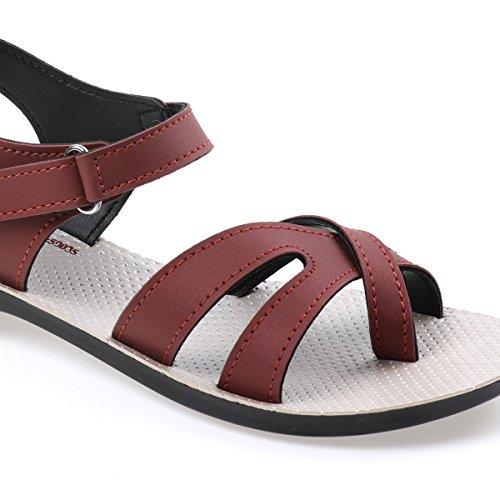 DEEANNE LONDON Women's Single Strap Block Heels