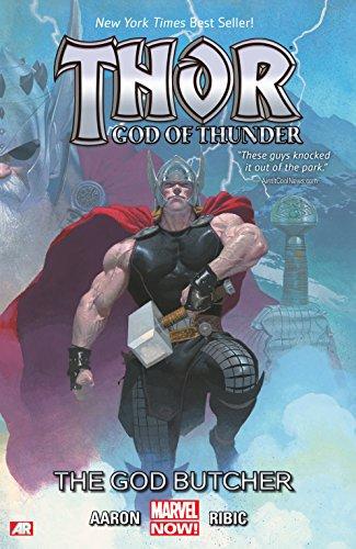 Thor: God of Thunder Vol. 1: The God Butcher (English Edition) por Jason Aaron