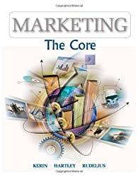 Marketing: The Core (Mcgraw-Hill/Irwin Series in Marketing) by Roger A. Kerin (2003-09-30)