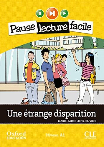 Une étrange disparition. Pack (Lecture + CD-Audio) (Mise En Scène) - 9782090314175