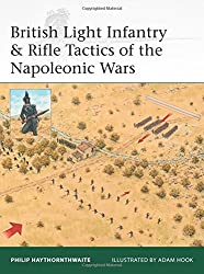 British Light Infantry & Rifle Tactics of the Napoleonic Wars (Elite)