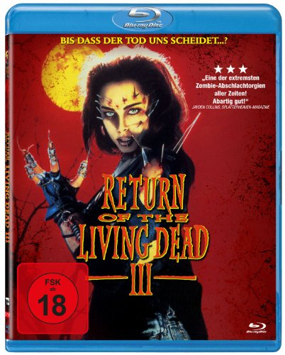 Return Of The Living Dead III [Blu-ray] (Leaf For 2 Dead)