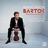 Bartòk : Concertos pour Violon N°1 & 2