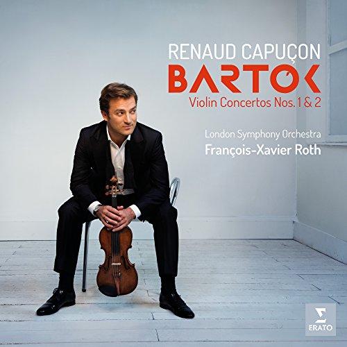 Bartók: Violinkonzerte Nr. 1 & 2 (Deutliche Zahlen)