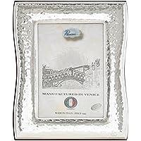 ROMA XL Cornice per Foto 13x18cm Portafoto Argento Artigianale Made in Italy