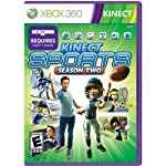 Sprints out the box with 6 new sports and exciting new features that take full advantage of the revolutionary Kinect technologyScore the game-winning touchdown sink a birdie putt and more as you play football golf baseball tennis darts and skiingNew ...