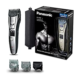 Panasonic ER-GB80 Beard, Hair and Body Trimmer Wet and Dry (40 x Lengths)