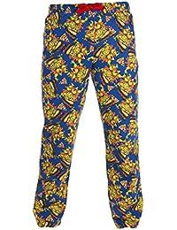 Unisexe pantalon confort Ninja Turtles pizza