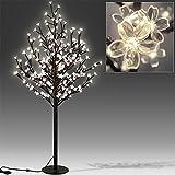 LED Kirschblütenbaum 180cm 200 LEDs - für Innen und Außen - warmweiß