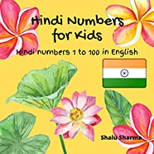 Hindi Numbers for Kids: Hindi Numbers 1 to 100 in English (English Edition)