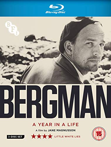 Bergman: A Year in A Life (3-disc Blu-ray)