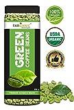 #7: Farganic 100% Certified Organic Premium Arabica Green Coffee Beans (200 gm). NPOP and NOP as per USDA and India Certified