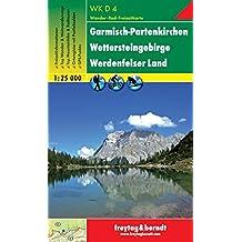 Garmisch-Partenkirchen - Wettersteingebirge - Werdenfelser Land: Zillertaler Alpen: FBW.WKD4