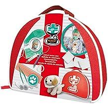 SES Creative - Rescue World, maletín de rescate veterinario, multicolor (09213)