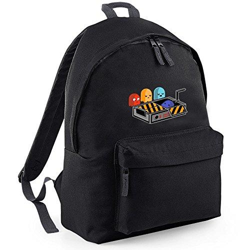 inspired-pacman-fantasma-dealth-los-cazafantasmas-mochilas-de-bordado-bolsas-de-mochila-negro-negro-