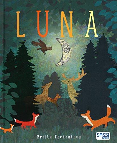 Luna. Ediz. a colori