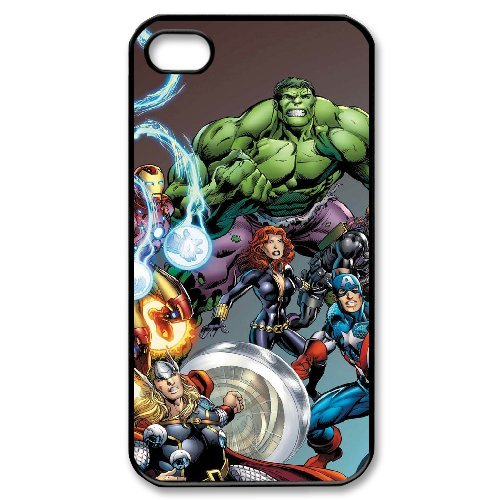 LP-LG Phone Case Of Avengers Marvel For Iphone 4/4s [Pattern-6] Pattern-3