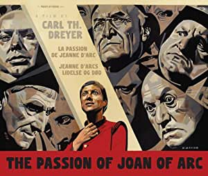The Passion Of Joan Of Arc [La Passion De Jeanne D'Arc]-  Masters Of Cinema - Double Play (Blu-ray + DVD) - Steelbook [1928]