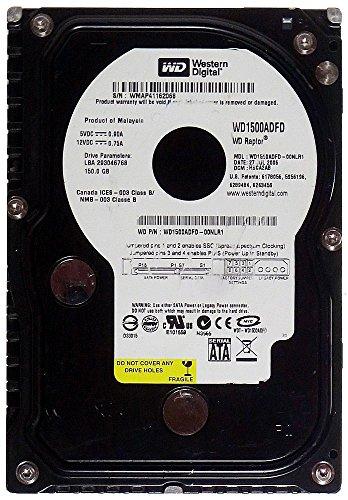 150GB HDD WD Raptor WD1500ADFD SATA ID13484 -