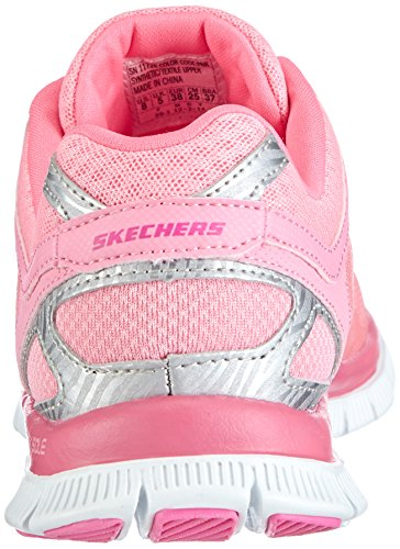Skechers - Flex Appeal Love Your Style, Sneakers da donna Rosa