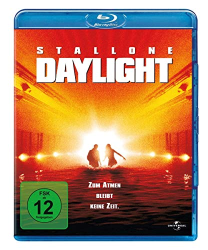 Daylight [Blu-ray] (1981 Film Halloween)