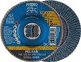 PFERD 67666116 X-Lock PSF Z STEELOX POLIFAN - Disco de alojamiento universal