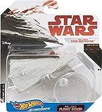 Star Wars Sternen Zerstörer Raumschiff aus der Star Wars Saga Hot Wheels Mattel Flieger