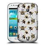 Head Case Designs Muster Bienen Ruckseite Hülle für Samsung Galaxy S3 III Mini