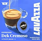 Lavazza A Modo Mio Espresso Cremosamente Dek 16 Kapseln, 2er Pack (2 x 120 g Packung)