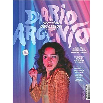 La Septième Obsession Hs N 1 Dario Argento - Juin 2019