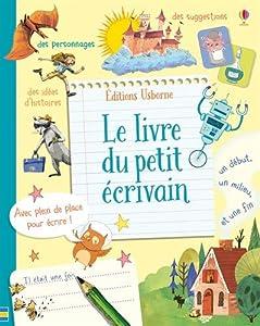 """Afficher """"Le livre du petit écrivain"""""""