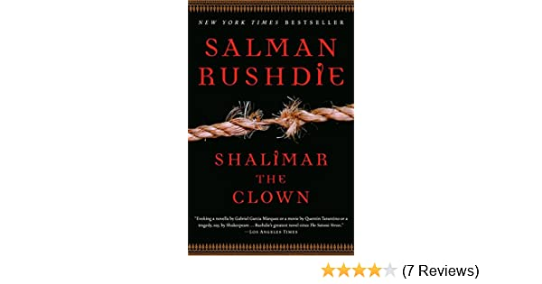 shalimar the clown summary