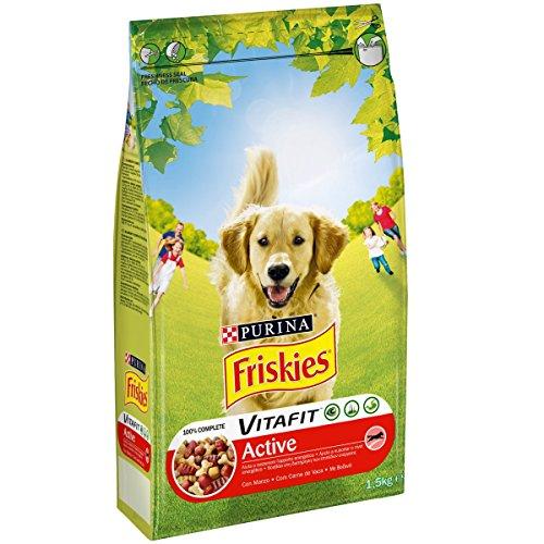 Friskies dd active mangime, 1.5 kg