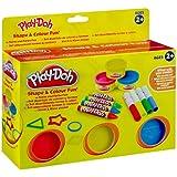 Play-Doh Forma y Color Fun, forma y color, a partir de 2 años