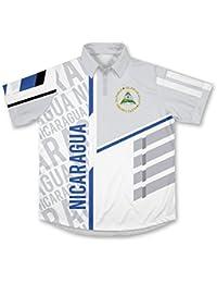 Nicaragua ScudoPro Technical Polo Shirt Camiseta