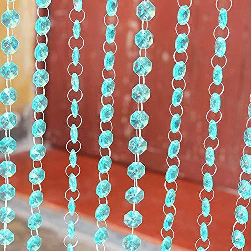 Acryl Crystal Diamond Beads String Für Kronleuchter Vorhänge Für Türöffnungen Dekoration Hochzeit Dekoration Zubehör 5pcs
