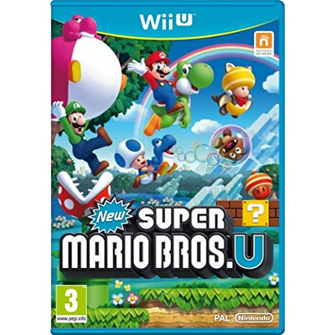 New Super Mario Bros. U [Importación francesa]