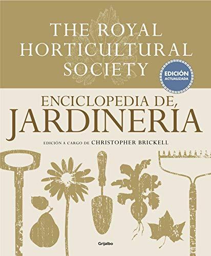 Enciclopedia de jardinería. The Royal Horticultural Society: Edición actualizada por Christopher Brickell