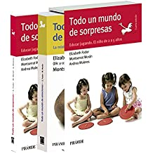 Estuche: Todo Un Mundo De Sorpresas Y Emociones (Guías Para Padres Y Madres)
