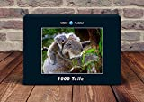 VERO PUZZLE 52531 Animals Koala, 1000 pieces in high quality, cellophaned puzzle box