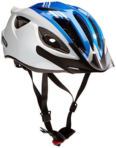 Abus Erwachsene Fahrradhelm S-Cension, race blue, 58-62 cm, 12992-6