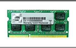 G.SKILL 4GB X 1 DDR3 1600MHZ CL11 VALUE RAM FOR LAPTOP
