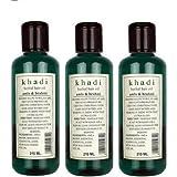 khadi amla y Brahmi pelo aceite–630ml