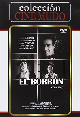 El Borrón (Import Dvd) (2013) Philip Hubbard; Margaret Mcwade; Claire Windsor; (Bildungs-zentrum-spiele)