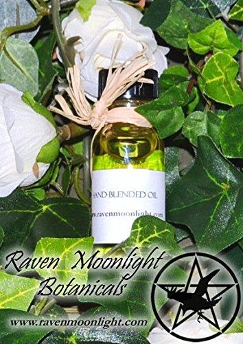 Raven Moonlight Hand Blended Oil: Banishment (Verbannen Öl)