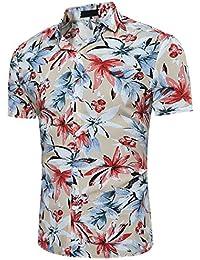 Pinkpum Funky Camisa Hawaiana AcT0RyvlC