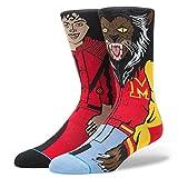 Stance X Michael Jackson Socks Red