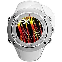 3 x atFoliX Protector Película Suunto Ambit 2S HR Lámina Protectora - FX-Antireflex-HD Antirreflejo para pantallas de alta resolución